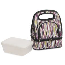 Brushstrokes Savoy Lunch Bag