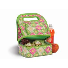 Savoy Lunch Bag, Green Gazebo