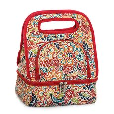 Sunlight Bloom Savoy Lunch Bag