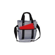 Main Liner Lifestyle Cooler Bag, Houndstooth