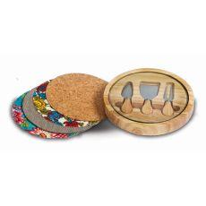 Wood Sagas Cheese Board, Wood