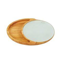 Wood Luna Cheese Board, Wood