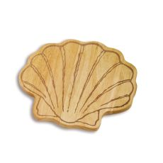 Wood Sea Shell Board, Wood
