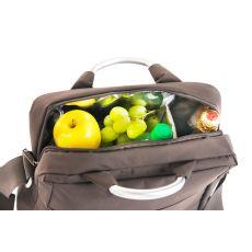 Nylon Magellan Cooler Bag, Clay