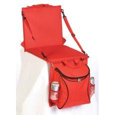 Stadium Seat Cooler, Red