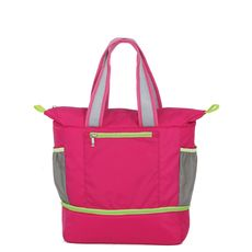 Pink Helix Expandable Cooler