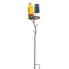 Timberline Double Beverage Holder Ground Stake