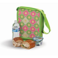 Galaxy Lunch Bag, Green Gazebo
