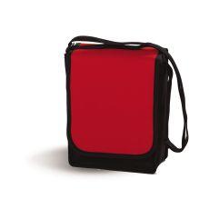 Galaxy Lunch Bag, Red/Black