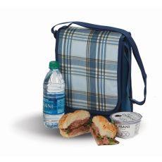 Galaxy Lunch Bag, Varsity Plaid