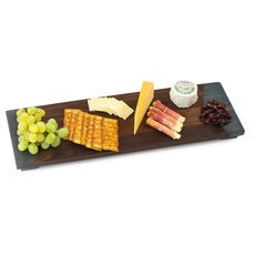 Black Ardosia Marble Serving Board