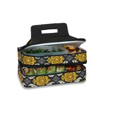 Entertainer Hot and Cold Food Carrier, Provence Flair