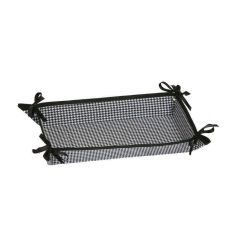 Hostess Appetizer Tray, Houndstooth