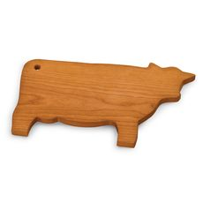 Cherry USA Cow Board-Cherry
