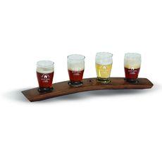 Walnut USA Beer Taster Flight-Walnut