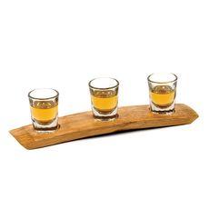 Oak USA Whiskey/Scotch Flight-Oak
