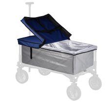 Adventure Wagon Upgrade Kit - Waterproof Liner & Table Top Lid - Blue