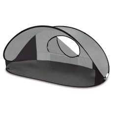 Manta Sun Shelter-Silver With Black Accents