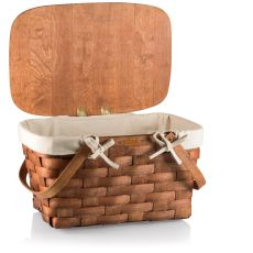 Prairie Basket With Canvas Liner