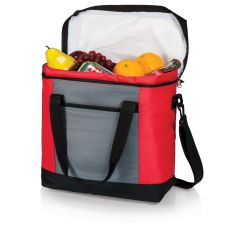 Montero - Insulated Cooler - Red W/Black
