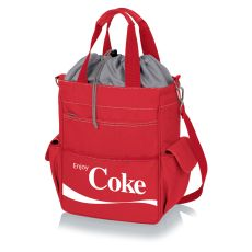 Coca-Cola - Activo Cooler Tote By Picnic Time (Red)