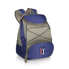 Pga Tour - Ptx Backpack Cooler By Picnic Time (Navy)