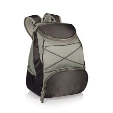 Ptx Insulated Backpack-Black With Grey Trim