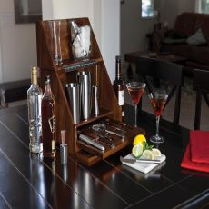 Madison- Tabletop Bar