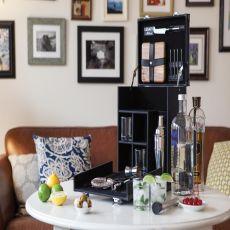 Hamilton Black - Travel Bar
