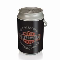 Harley-Davidson - Mega Can Cooler by Picnic Time (Oil Can)