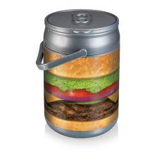 Can Cooler- Burger Can