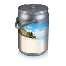 Can Cooler- Beach Scene