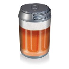 Mini Can Cooler- Beer Glass