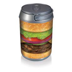 Mini Can Cooler- Burger Can