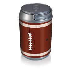Mini Can Cooler- Football Can