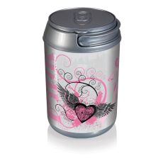Mini Can Cooler- Pink Power