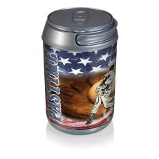 Mini Can Cooler- America'S Pastime