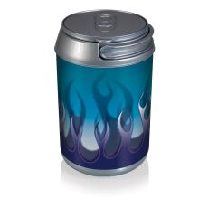 Mini Can Cooler- Blue Flame