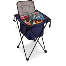 Sidekick Party Cube Cooler Navy