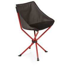 PT- Odyssey Chair Grey with Red