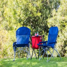 Pt-Xl Camp Chair- Navy
