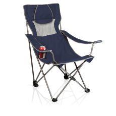 Campsite Chair-Navy/grey