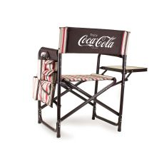 Coca-Cola - Sports Chair by Picnic Time (Moka)