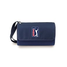 PGA Tour - Blanket Tote by Picnic Time (Navy)