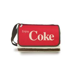 Coca-Cola - Blanket Tote by Picnic Time (Moka)
