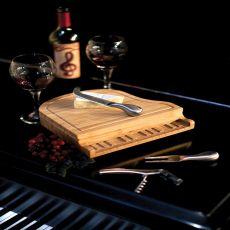 The Piano Cheeseboard
