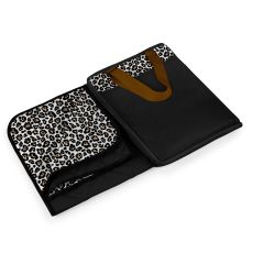 Vista Blanket XL - Leopard Print