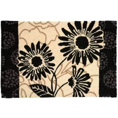 "Influence Polyester Rug, 22""X34"""