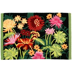 Secret Garden Indoor Outdoor Rug, 22 x 34 in.