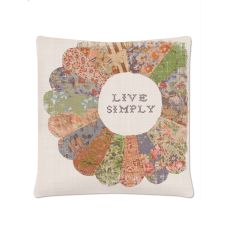 Quilted Wisdom 18X18 Pillow